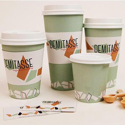 环保纸杯定做,纸杯印刷,纸杯制作