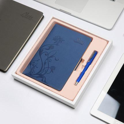 深泰笔记本文具日记记事本礼盒套装可爱创意潮流日韩商务定制礼品