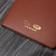 深泰记事本文具笔记本韩版日记本子商务定制logo礼盒皮本学习套装
