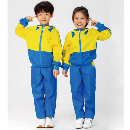 小学生秋季校服套装