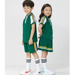 小学生夏季校服